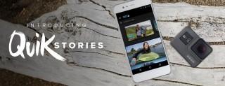 GoPro QuikStories