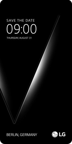 LG V30 invito
