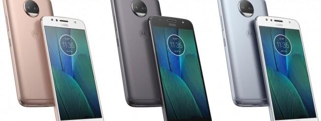Motorola Moto G5S Plus leak