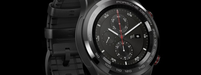 porsche design huawei smartwatch arriva in europa webnews. Black Bedroom Furniture Sets. Home Design Ideas