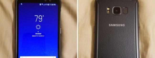 Samsung Galaxy S8 Active leak