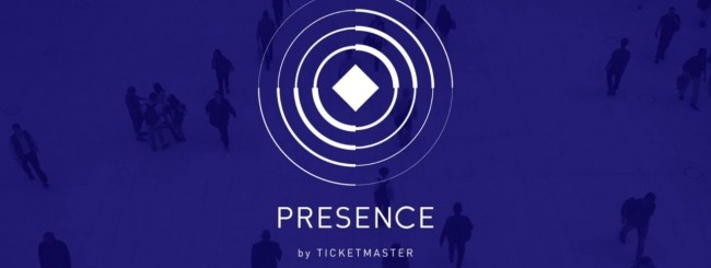 Ticketmaster Presence