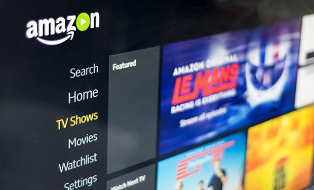 Amazon Prime Video su NVIDIA SHIELD TV
