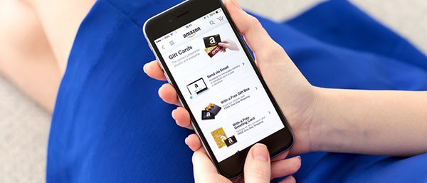 Amazon su smartphone