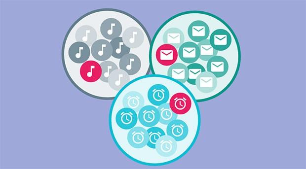 Le applicazioni sono divise in base alle funzionalità simili e, all'interno di ogni cluster, le linee guida sono utilizzate per individuare eventuali pericoli per la privacy o per la sicurezza