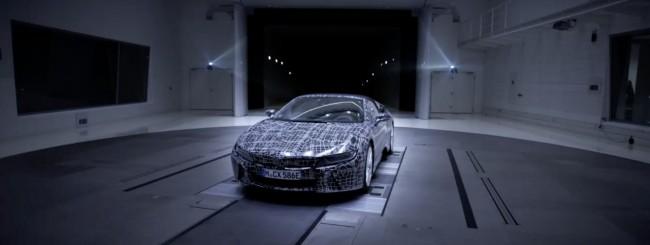 BWM, anteprima della nuova BMW i8 ibrida plug-in