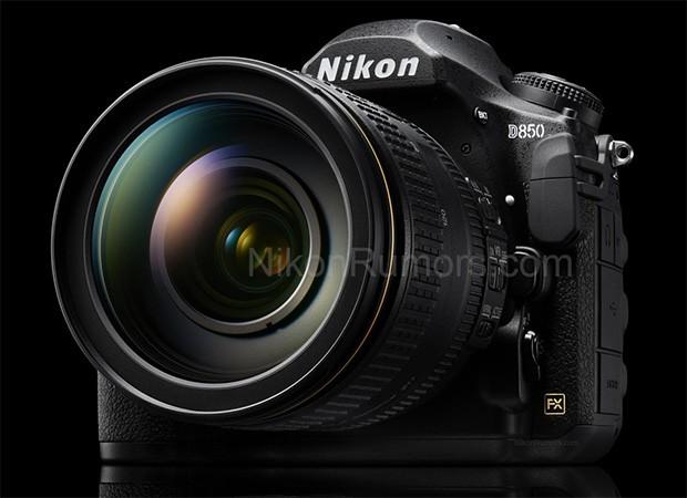Il design della nuova reflex Nikon D850, in anteprima