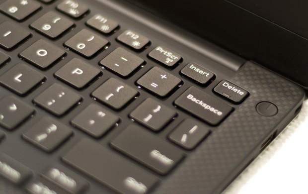 Dell XPS 13 (9360): un dettaglio del design