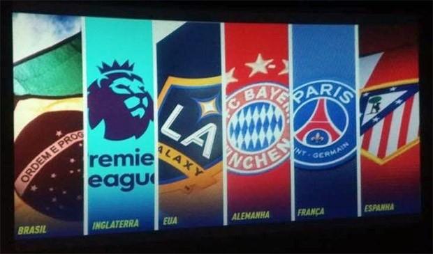 FIFA 18: un'immagine rubata per i campionati che potrebbero riguardare la modalità Il Viaggio di Alex Hunter