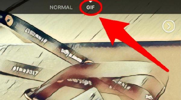 Facebook permette di creare GIF animate