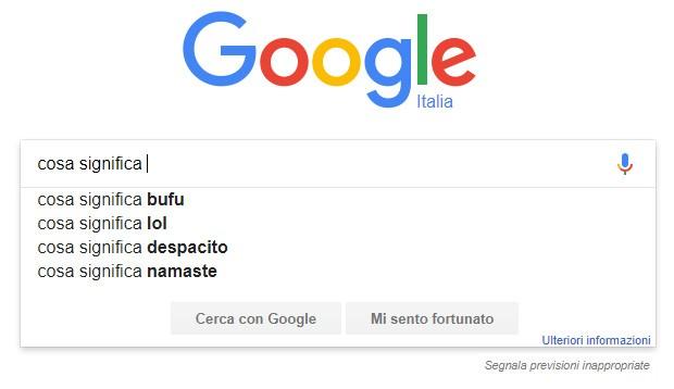 Google Istant addio: i suggerimenti di ricerca vanno in pensione