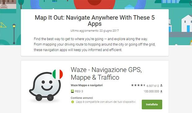 Google Play Editors' Choice: le migliori applicazioni Android, per categoria, suggerite dal team di Play Store