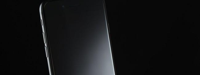 iPhone nero