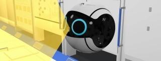 JAXA presenta il drone Int-Ball per la ISS
