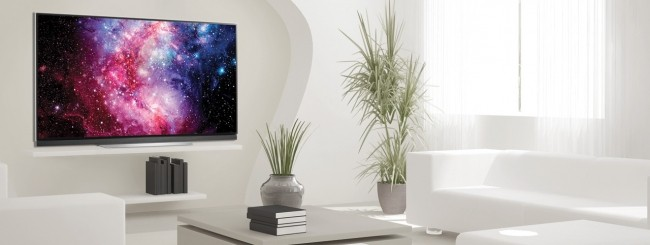 LG OLED TV, E7