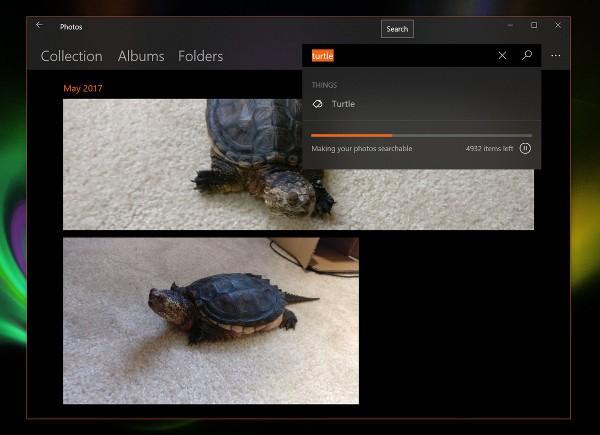 Windows 10, l'app Foto diventa più intelligente