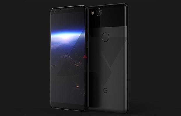 Questo, con tutta probabilità, il design dello smartphone Google Pixel XL 2 in arrivo nel corso dell'autunno con il sistema operativo Android 8.0 O