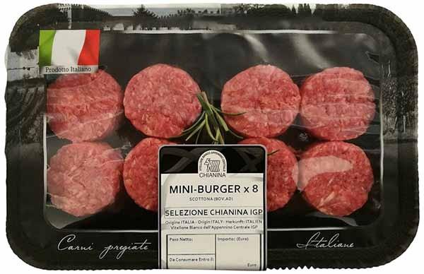 Il prodotto più venduto tra le promozioni di Prime Now è stato, quest'anno, l'hamburger di Scottona - Chianina IGP.