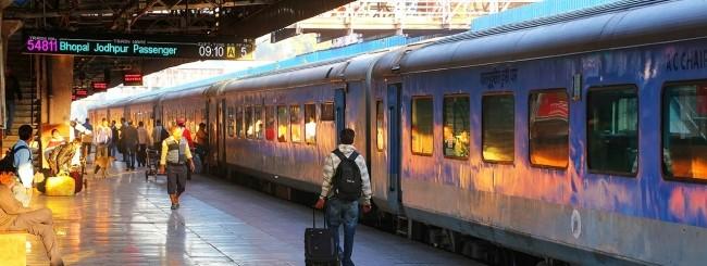Treno in India