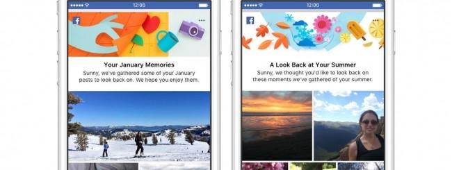 Facebook ricordi
