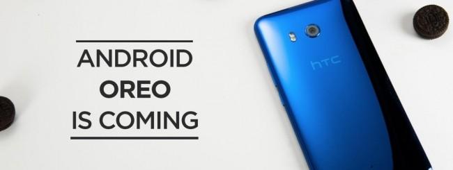 HTC U11 - Android Oreo