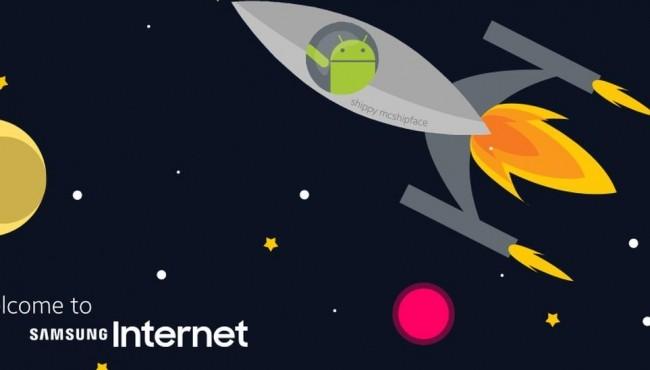 Samsung Internet 6.2 disponibile per tutti