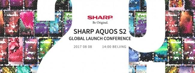 Sharp Aquos S2 invito