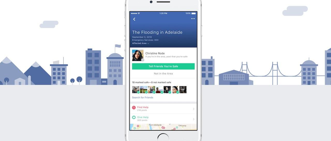 Facebook Safety Check: cos'è e come funziona   Webnews