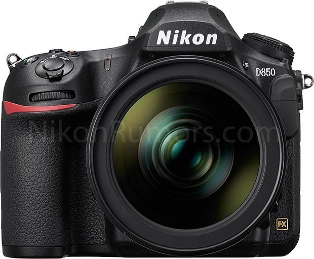 Il design della nuova reflex Nikon D850
