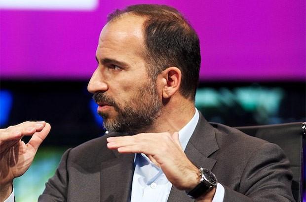 Dara Khosrowshahi è il nuovo CEO di Uber