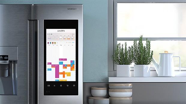 Il frigorifero Samsung FamilyHub
