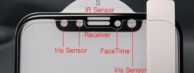 iPhone 8 display leak