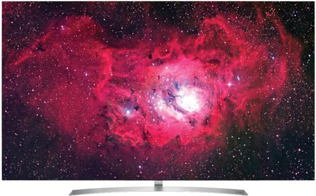 Il televisore LG B7V