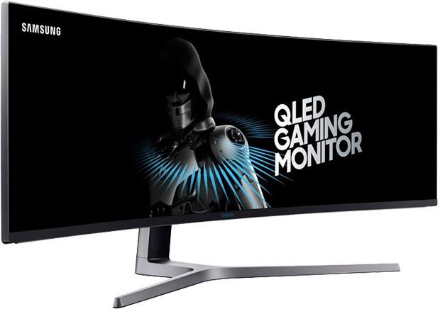 Il monitor Samsung CHG90 da 49 pollici