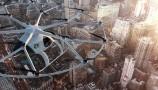 Volocopter, immagini del taxi volante self-driving