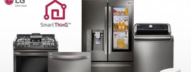 LG SmartThinQ - Google Home
