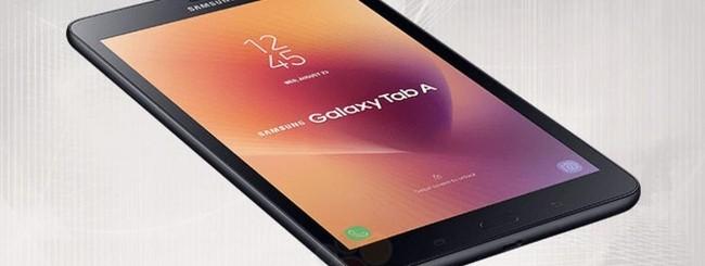 Samsung Galaxy Tab A2 S leak