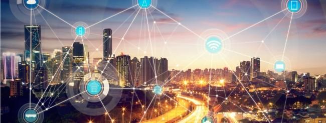 smart city internet networks