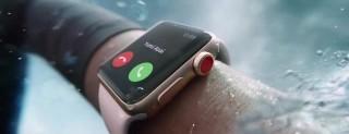 Apple Watch Series 3: waterproof e LTE