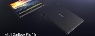 IFA 2017: ASUS ZenBook Flip 15