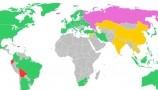 Bitcoin nel mondo