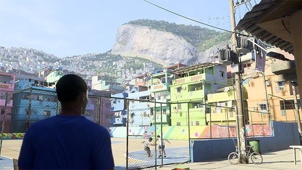 Alex Hunter, nel nuovo capitolo della modalità Il Viaggio in FIFA 18, potrà partecipare a partire 5 contro 5 nei campetti di strada del Brasile