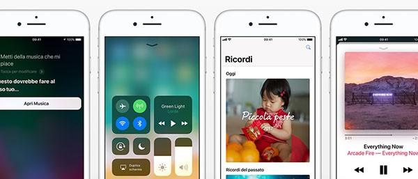 iPhone8, iOS 11