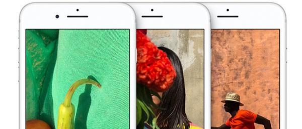 iPhone 8, schermo
