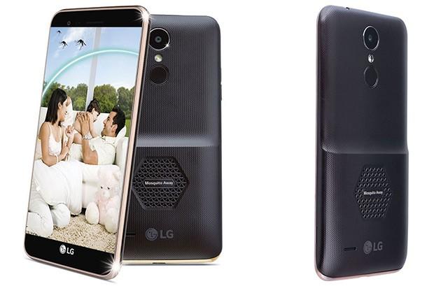 LG K7i, lo smartphone che emette ultrasuoni per tenere lontane le zanzare e altri insetti fastidiosi