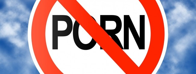 Porno vietato