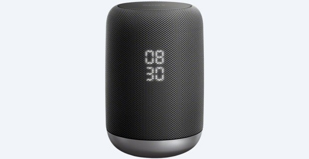 Lo smart speaker Sony LF-S50G con Assistente Google