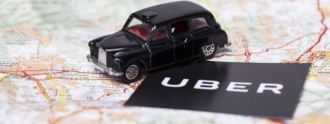 Uber, Londra