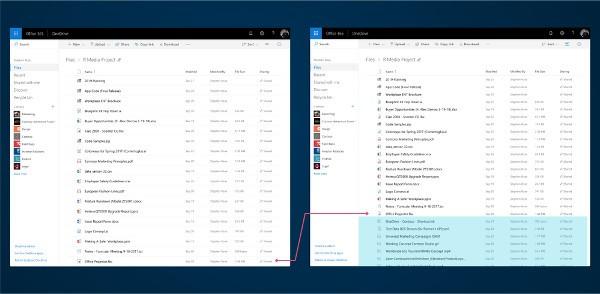 Microsoft spiega il nuovo OneDrive