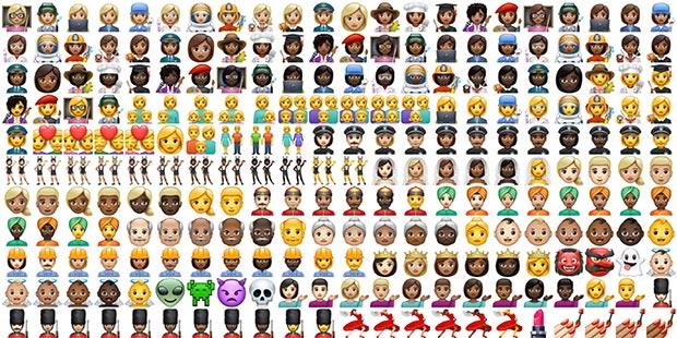 I nuovi emoji di WhatsApp